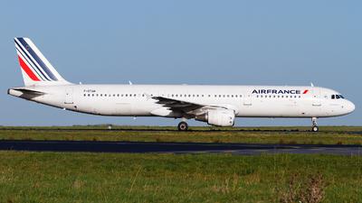F-GTAM - Airbus A321-211 - Air France