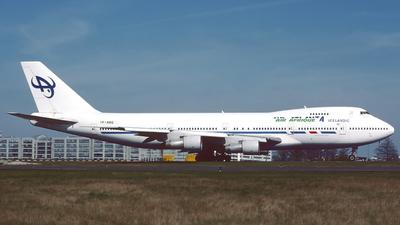 TF-ABQ - Boeing 747-246B - Air Afrique (Air Atlanta Icelandic)