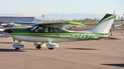 N34577 - Cessna 177B Cardinal - Private
