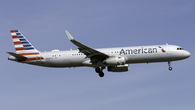 A picture of N906AA - Airbus A321231 - American Airlines - © Kerrigan_Aviation_NJ