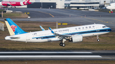F-WWIB - Airbus A320-271N - China Southern Airlines