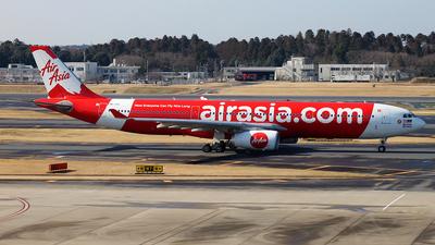 9M-XBC - Airbus A330-343 - AirAsia X
