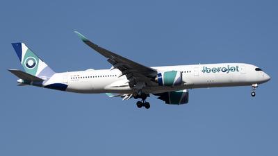 A picture of ECNBO - Airbus A350941 - Iberojet - © Manuel EstevezR