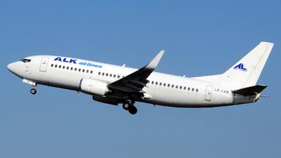 LZ-LVK - Boeing 737-3H4 - ALK Airlines
