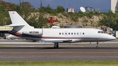 N223QS - Dassault Falcon 2000EX - NetJets Aviation
