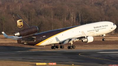 N289UP - McDonnell Douglas MD-11(F) - United Parcel Service (UPS)