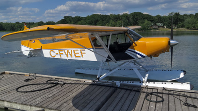 C-FWEF - Piper PA-18-150 Super Cub - Private