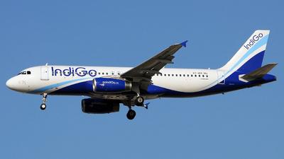 VT-IER - Airbus A320-232 - IndiGo Airlines