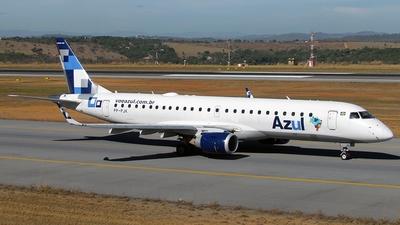 PP-PJK - Embraer 190-100LR - Azul Linhas Aéreas Brasileiras
