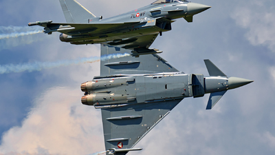 7L-WI - Eurofighter Typhoon EF2000 - Austria - Air Force