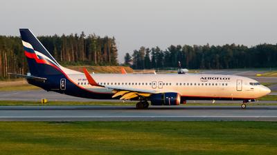A picture of VPBRF - Boeing 7378LJ - Aeroflot - © Anna Timofeeva