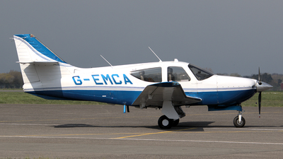 G-EMCA - Rockwell Commander 114B - Private