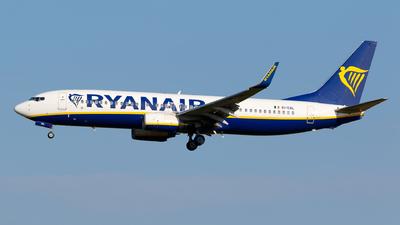 EI-EBL - Boeing 737-8AS - Ryanair