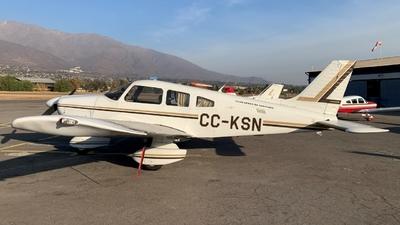 CC-KSN - Piper PA-28-181 Archer II - Aero Club - Santiago