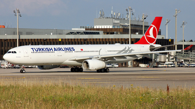 A picture of TCJNN - Airbus A330343 - Turkish Airlines - © Florian Resech