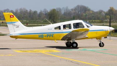 HB-PPF - Piper PA-28-161 Warrior III - Segel und Motorfluggruppe Grenchen