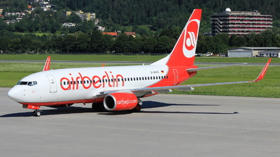 D-AHXG - Boeing 737-7K5 - Air Berlin