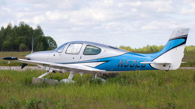 A picture of N53LG - Cirrus SR22T - [0812] - © Wildfox