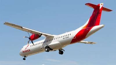 HK-5040 - ATR 72-212A(600) - Avianca