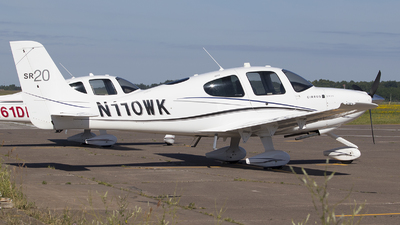 N110WK - Cirrus SR20-G3 - Cirrus Aviation