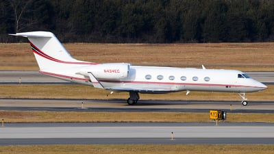 N494EC - Gulfstream G450 - Private