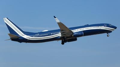 LX-DIO - Boeing 737-97YER(BBJ3) - Global Jet Luxembourg