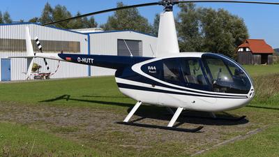 D-HUTT - Robinson R44 Raven - Private