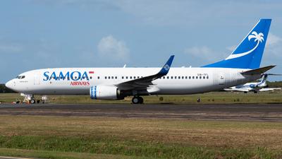 5W-TFL - Boeing 737-85R - Samoa Airways
