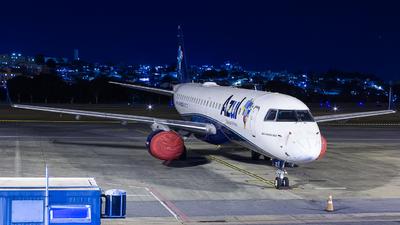 A picture of PRAZE - Embraer E190AR - Azul Linhas Aereas - © Gabriel Wallace