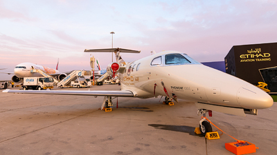 A6-MPL - Embraer 500 Phenom 100 - Etihad Flight College