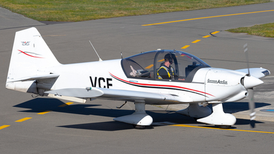 ZK-VCF - Alpha Aviation R2160  - Aero Club - Canterbury