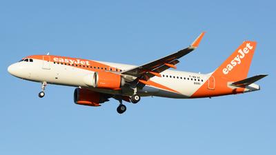 F-WWBE - Airbus A320-251N - easyJet