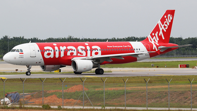 PK-AXE - Airbus A320-216 - Indonesia AirAsia