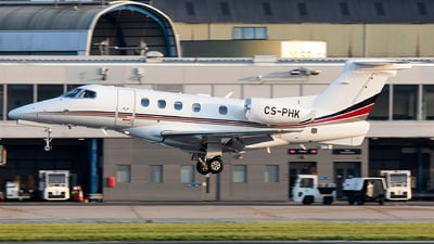CS-PHK - Embraer 505 Phenom 300 - NetJets Europe