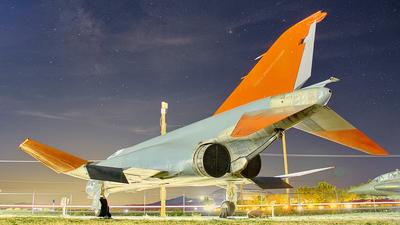 64-0741 - McDonnell Douglas EF-4D Phantom II - United States - US Air Force (USAF)