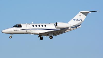 A picture of MNTOS - Cessna 525C CitationJet CJ4 - [525C0197] - © Marian Chovancak