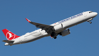 A picture of TCLSM - Airbus A321271NX - Turkish Airlines - © Jorge Medina Mediavilla