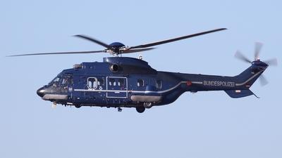 D-HEGG - Aérospatiale AS 332L1 Super Puma - Germany - Bundespolizei
