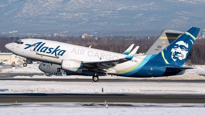 N625AS - Boeing 737-790(BDSF) - Alaska Air Cargo