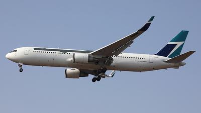 A picture of N521AZ - Boeing 767338(ER)(BDSF) - [25576] - © Siegi N.