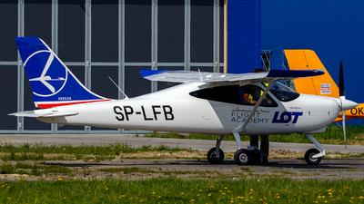 SP-LFB - Tecnam P2008JC - LOT Flight Academy