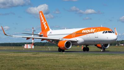 OE-IJG - Airbus A320-214 - easyJet Europe