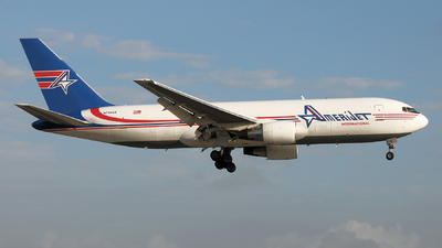 N739AX - Boeing 767-232(BDSF) - Amerijet International