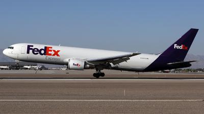 N126FE - Boeing 767-3S2F(ER) - FedEx