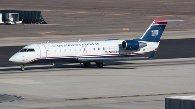 N906SW - Bombardier CRJ-200ER - US Airways Express (SkyWest Airlines)