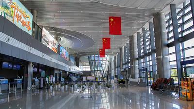 ZSSR - Airport - Terminal
