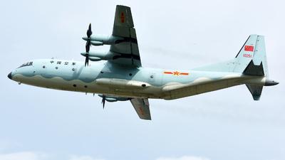 10251 - Shaanxi Y-9 - China - Air Force