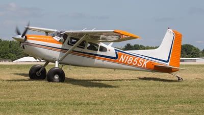 N185SK - Cessna A185F Skywagon - Private