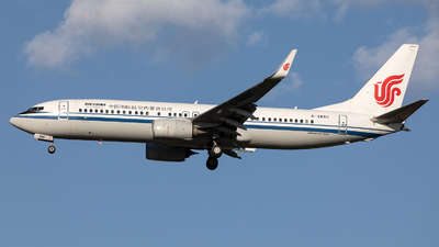 B-5680 - Boeing 737-89L - Air China Inner Mongolia
