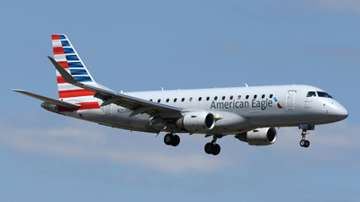 A picture of N253NN - Embraer E175LR - American Airlines - © DJ Reed - OPShots Photo Team